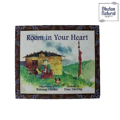 Picture of Room in Your Heart - Bhutan Children Book