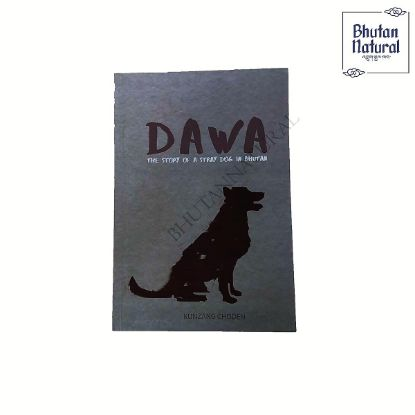 Picture of Dawa The Story of a Stray Dog