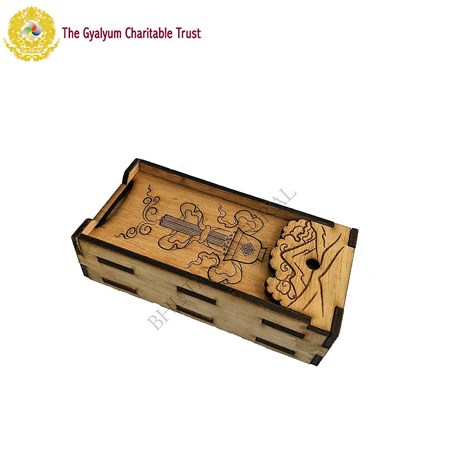 Picture of Hand Crafted Incense Box
