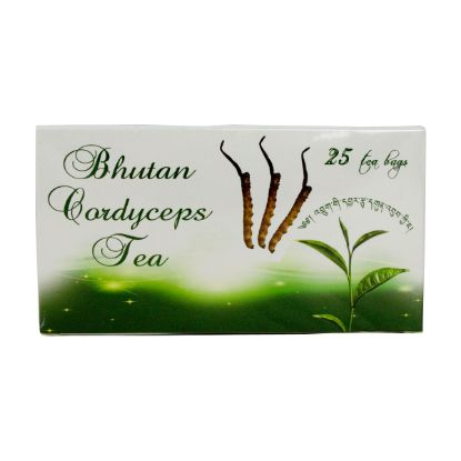 Picture of Bhutan Cordyceps Green Tea