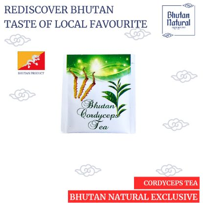 Picture of Bhutan Natural Loose Tea in Pack