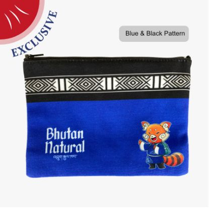 Picture of Bhutan Natural Exclusive Pouch