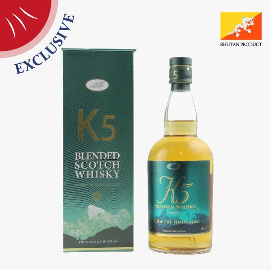 Picture of Bhutan Whiskey K5