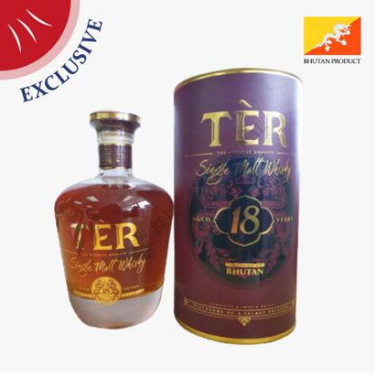 Picture of Bhutan TER Whisky
