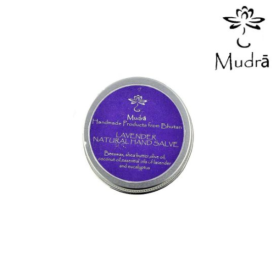 Picture of Mudra Lavender Hand Salve